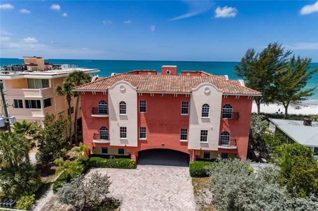 8550 W Gulf Boulevard #302, Treasure Island, FL 33706 (MLS #U8065460) :: Team Bohannon Keller Williams, Tampa Properties