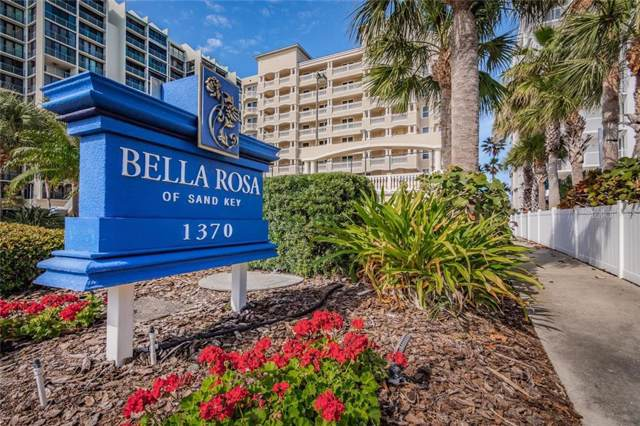 1370 Gulf Boulevard #203, Clearwater, FL 33767 (MLS #U8065496) :: Your Florida House Team