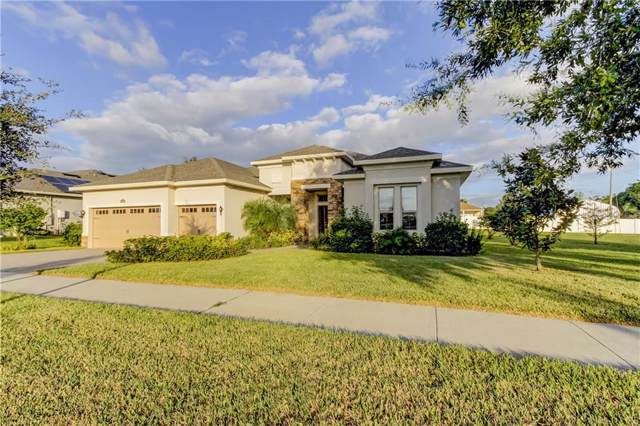 161 Harvest Gate Boulevard, Groveland, FL 34736 (MLS #U8065534) :: Cartwright Realty