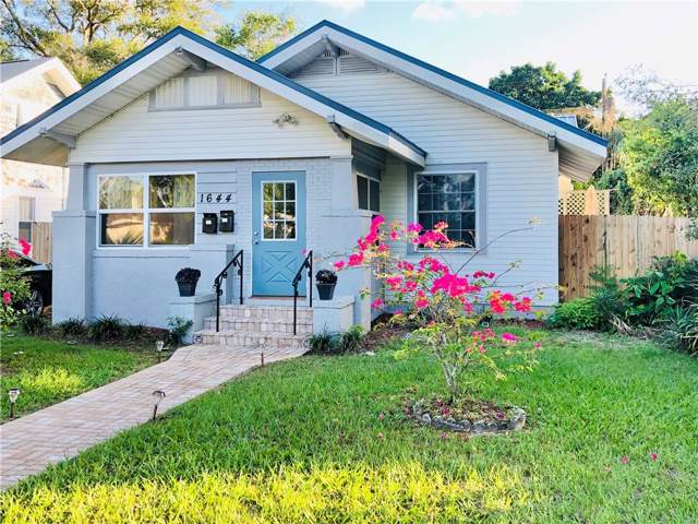 1644 23RD Avenue N, St Petersburg, FL 33713 (MLS #U8065536) :: Cartwright Realty