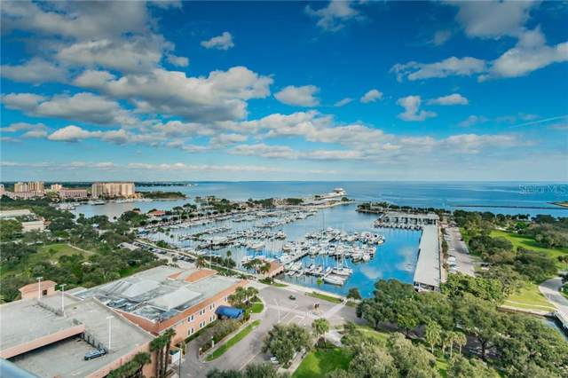 1 Beach Drive SE #1704, St Petersburg, FL 33701 (MLS #U8065556) :: Griffin Group