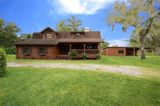 10421 Johnny Davis Trail, Lithia, FL 33547 (MLS #U8065560) :: Team Bohannon Keller Williams, Tampa Properties