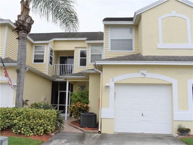 1050 Starkey Road #503, Largo, FL 33771 (MLS #U8065604) :: Dalton Wade Real Estate Group