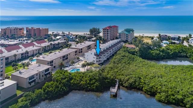 19727 Gulf Boulevard J-2, Indian Shores, FL 33785 (MLS #U8065623) :: Lockhart & Walseth Team, Realtors