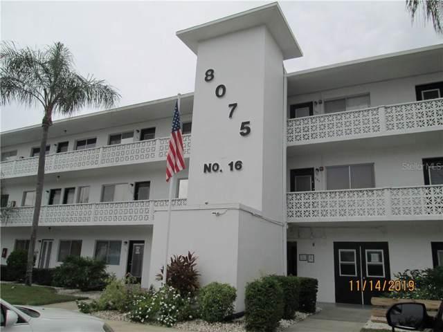 8075 112TH Street #104, Seminole, FL 33772 (MLS #U8065635) :: Homepride Realty Services