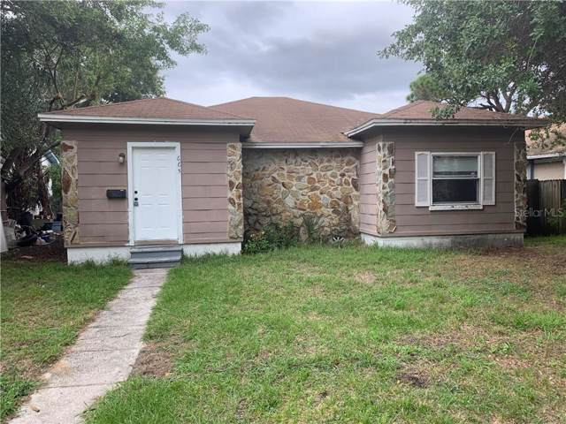 665 23RD Street, St Petersburg, FL 33705 (MLS #U8065661) :: KELLER WILLIAMS ELITE PARTNERS IV REALTY