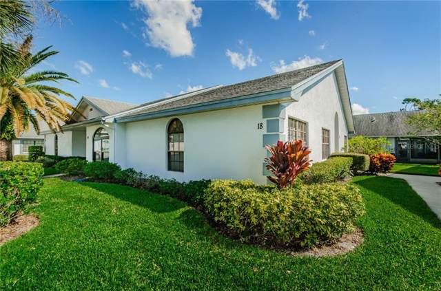2749 Countryside Boulevard #18, Clearwater, FL 33761 (MLS #U8065674) :: The Duncan Duo Team