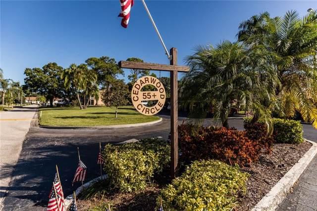 224 Cedarwood Circle #224, Seminole, FL 33777 (MLS #U8065685) :: The Light Team