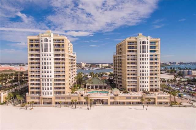 10 Papaya Street #1104, Clearwater Beach, FL 33767 (MLS #U8065698) :: Team Suzy Kolaz