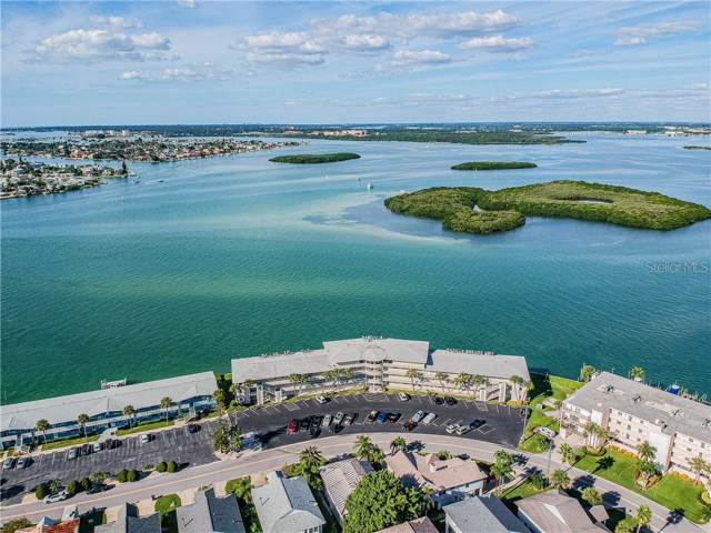 280 126TH Avenue #104, Treasure Island, FL 33706 (MLS #U8065732) :: Team Borham at Keller Williams Realty