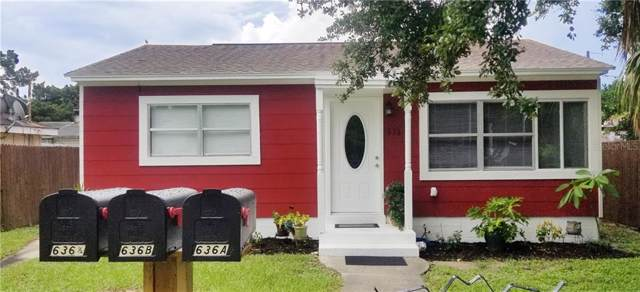 636 29TH Avenue S, St Petersburg, FL 33705 (MLS #U8065742) :: Cartwright Realty