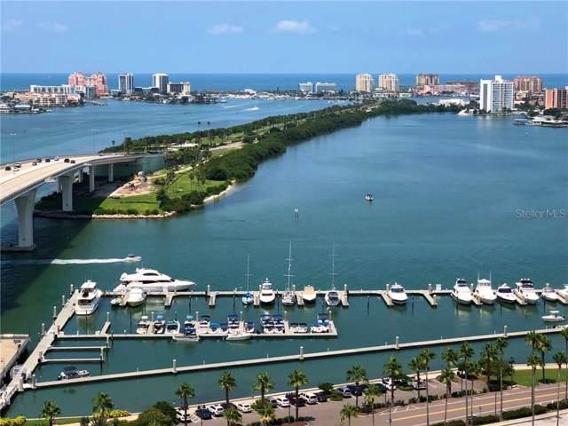 331 Cleveland Street #1603, Clearwater, FL 33755 (MLS #U8065745) :: Team Vasquez Group