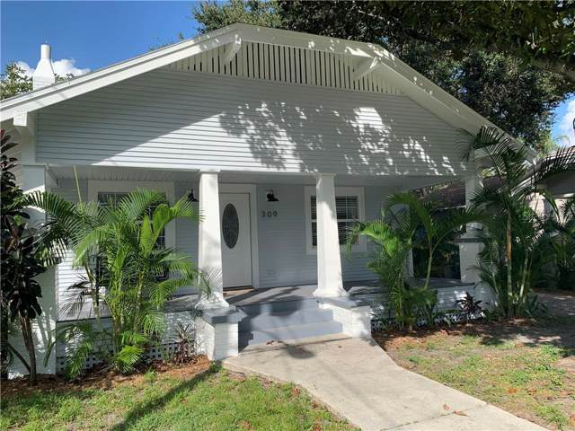 309 W Chelsea Street, Tampa, FL 33603 (MLS #U8065776) :: Team Bohannon Keller Williams, Tampa Properties