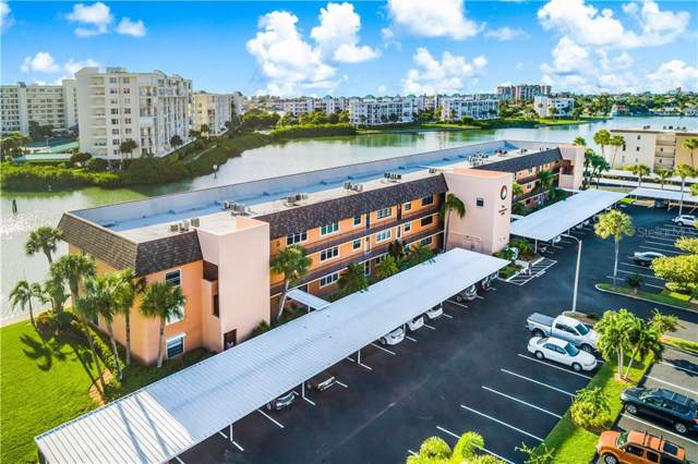 7930 Sun Island Drive S #209, South Pasadena, FL 33707 (MLS #U8065787) :: Griffin Group