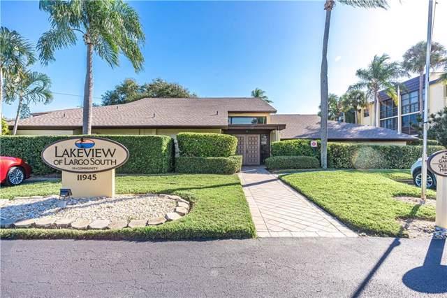 11945 143RD Street #7336, Largo, FL 33774 (MLS #U8065790) :: Dalton Wade Real Estate Group