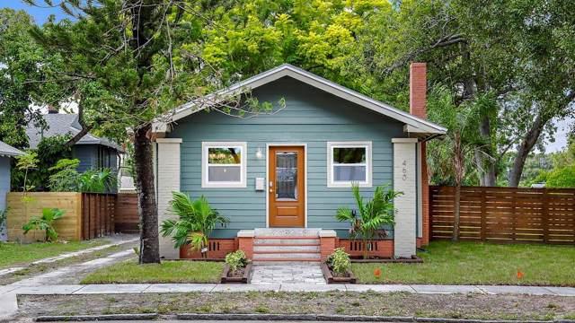 460 22ND Street N, St Petersburg, FL 33713 (MLS #U8065793) :: Lucido Global