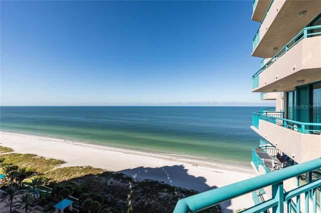 1540 Gulf Boulevard #1506, Clearwater Beach, FL 33767 (MLS #U8065804) :: Charles Rutenberg Realty