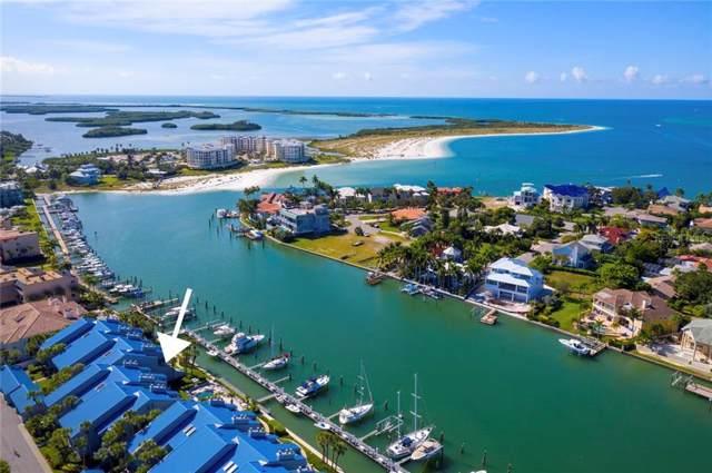 910 Pinellas Bayway S #104, Tierra Verde, FL 33715 (MLS #U8065805) :: Team Borham at Keller Williams Realty