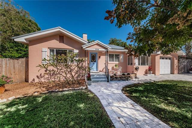 216 Grove Circle S, Dunedin, FL 34698 (MLS #U8065813) :: Dalton Wade Real Estate Group