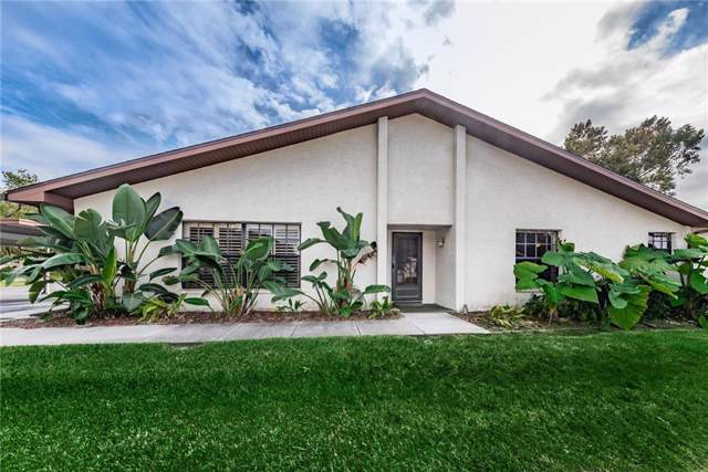 1500 Heather Ridge Boulevard #110, Dunedin, FL 34698 (MLS #U8065851) :: Dalton Wade Real Estate Group
