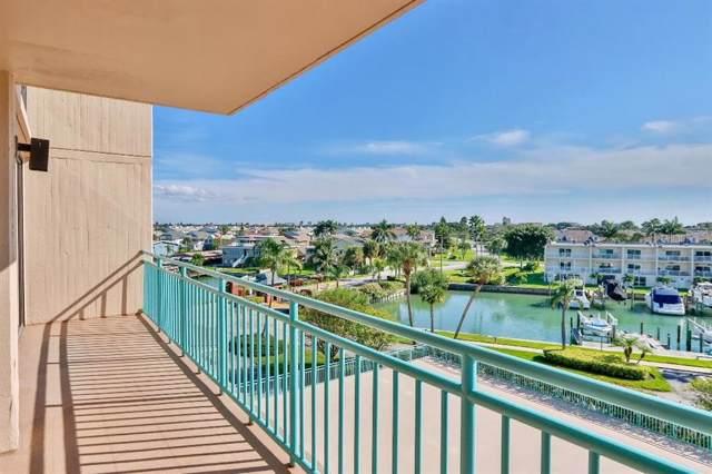 1 Key Capri 410E, Treasure Island, FL 33706 (MLS #U8065867) :: Griffin Group