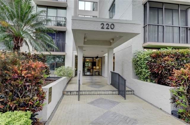 220 Belleview Boulevard #601, Belleair, FL 33756 (MLS #U8065878) :: Lovitch Realty Group, LLC