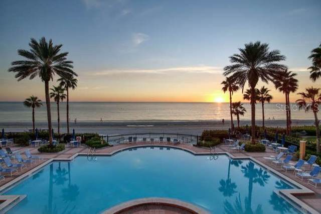 16550 Gulf Boulevard #543, North Redington Beach, FL 33708 (MLS #U8065892) :: Dalton Wade Real Estate Group