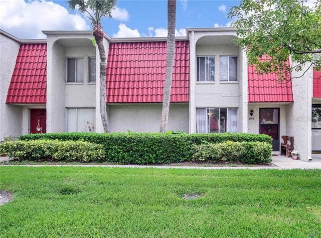 2918 Pine Cone Circle 6-40, Clearwater, FL 33760 (MLS #U8065902) :: 54 Realty