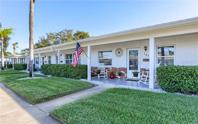 704 Brandy Wine Drive, Largo, FL 33771 (MLS #U8065951) :: Dalton Wade Real Estate Group