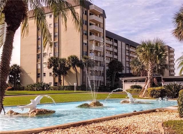 9 Forbes Place #505, Dunedin, FL 34698 (MLS #U8065970) :: Dalton Wade Real Estate Group