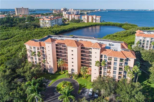 4750 Dolphin Cay Lane S #607, St Petersburg, FL 33711 (MLS #U8065975) :: Medway Realty