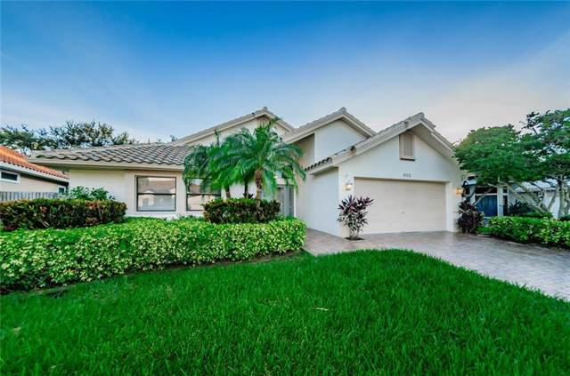 852 Live Oak Terrace NE, St Petersburg, FL 33703 (MLS #U8066087) :: The Duncan Duo Team