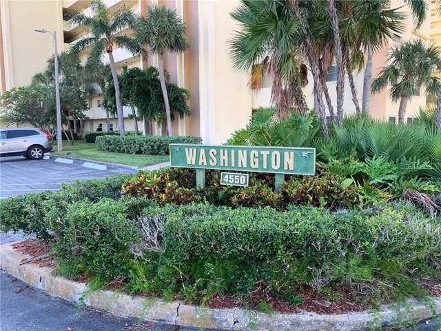 4550 Cove Circle #1004, St Petersburg, FL 33708 (MLS #U8066124) :: Dalton Wade Real Estate Group
