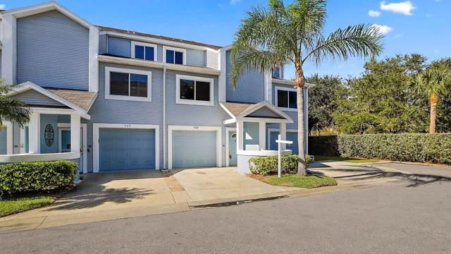 928 Harbour House Drive, Indian Rocks Beach, FL 33785 (MLS #U8066128) :: The Figueroa Team
