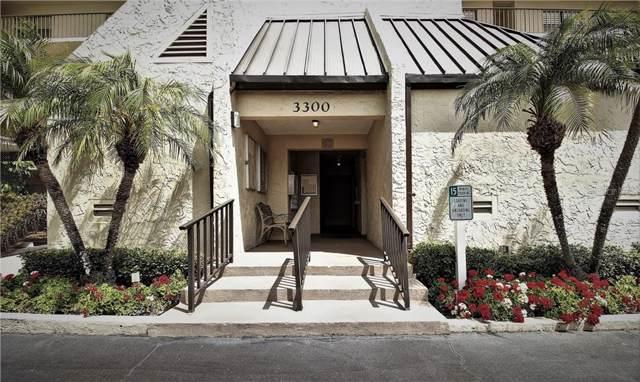 3300 Cove Cay Drive 4A, Clearwater, FL 33760 (MLS #U8066219) :: Lock & Key Realty