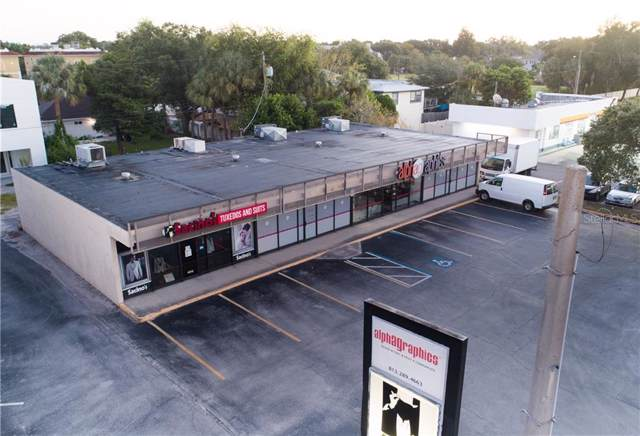 4207 W Kennedy Boulevard #4213, Tampa, FL 33609 (MLS #U8066282) :: Griffin Group
