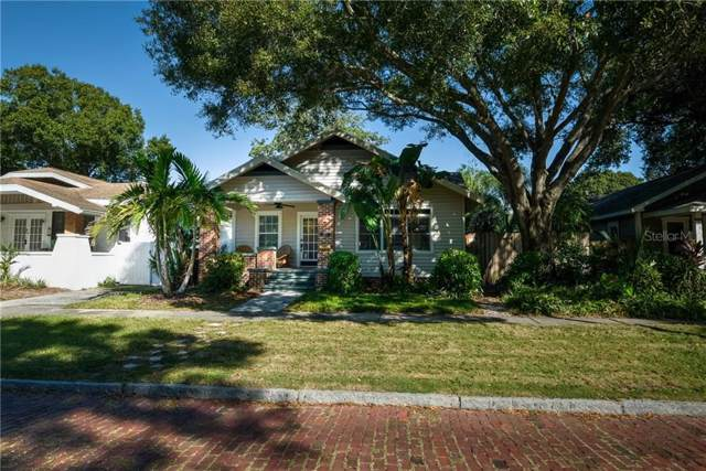 2555 2ND Avenue N, St Petersburg, FL 33713 (MLS #U8066291) :: Griffin Group