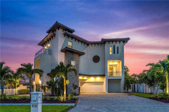 8720 Gulf Blvd, St Pete Beach, FL 33706 (MLS #U8066312) :: The Comerford Group