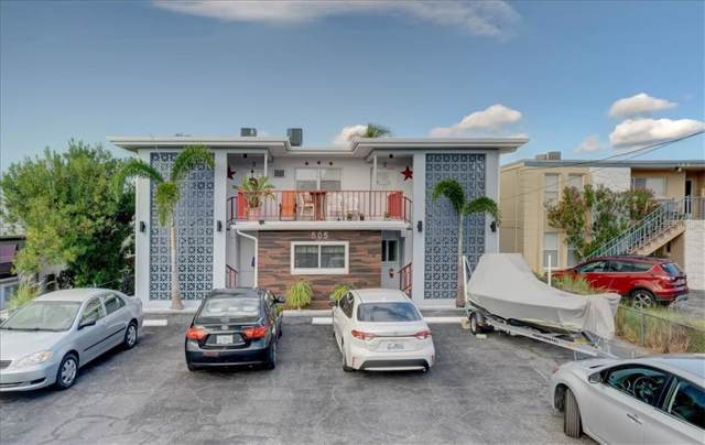 505 129TH Avenue E, Madeira Beach, FL 33708 (MLS #U8066323) :: Lovitch Realty Group, LLC