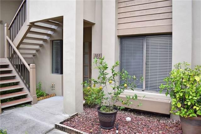 3009 Landmark Boulevard #303, Palm Harbor, FL 34684 (MLS #U8066406) :: The Comerford Group