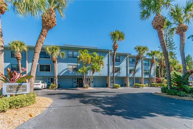 11805 3RD Street E #11805, Treasure Island, FL 33706 (MLS #U8066424) :: The Comerford Group