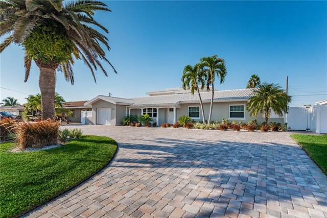 2270 E Vina Del Mar Boulevard, St Pete Beach, FL 33706 (MLS #U8066512) :: Griffin Group