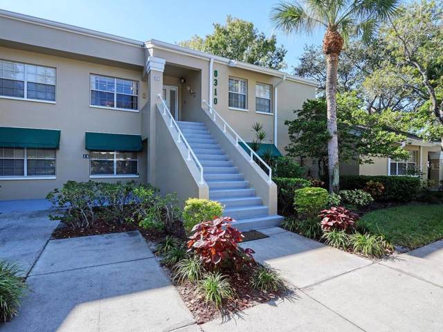 8310 Meadowbrook Drive #17, Largo, FL 33777 (MLS #U8066532) :: The Comerford Group