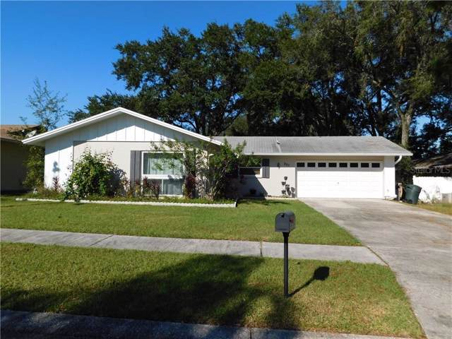 207 Meadowcross Drive, Safety Harbor, FL 34695 (MLS #U8066569) :: Your Florida House Team