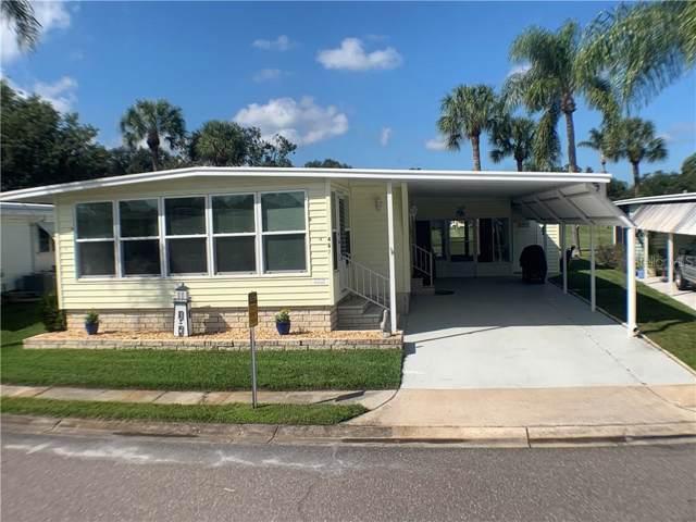 1100 S Belcher Road S #467, Largo, FL 33771 (MLS #U8066583) :: Griffin Group