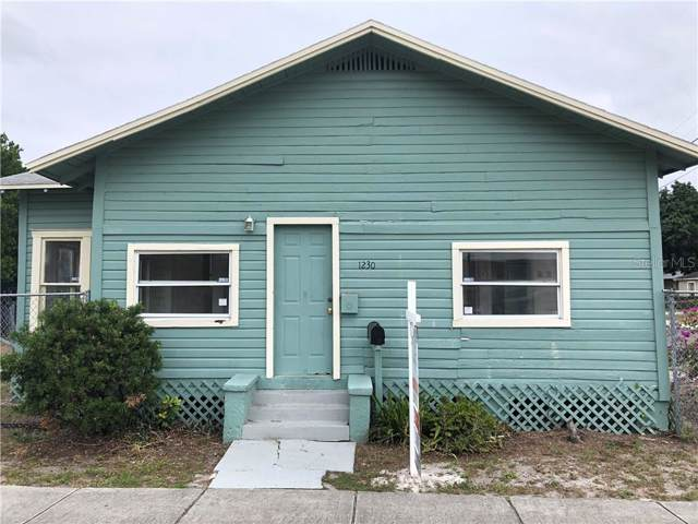 1230 21ST Street S, St Petersburg, FL 33712 (MLS #U8066665) :: Team Bohannon Keller Williams, Tampa Properties