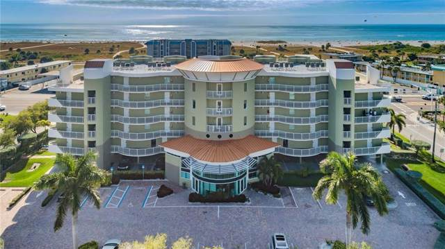 11605 Gulf Boulevard #307, Treasure Island, FL 33706 (MLS #U8066677) :: Lockhart & Walseth Team, Realtors