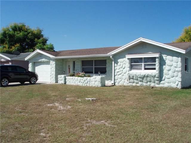 10921 Kingsbridge Road, Port Richey, FL 34668 (MLS #U8066725) :: The Duncan Duo Team
