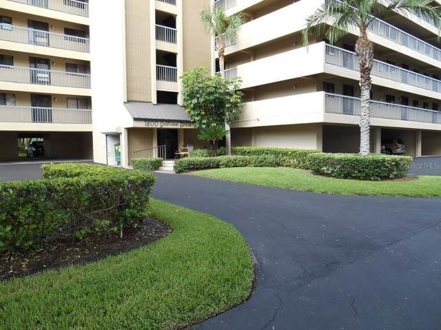 1822 Golfview Drive #1822, Tarpon Springs, FL 34689 (MLS #U8066747) :: Keller Williams on the Water/Sarasota