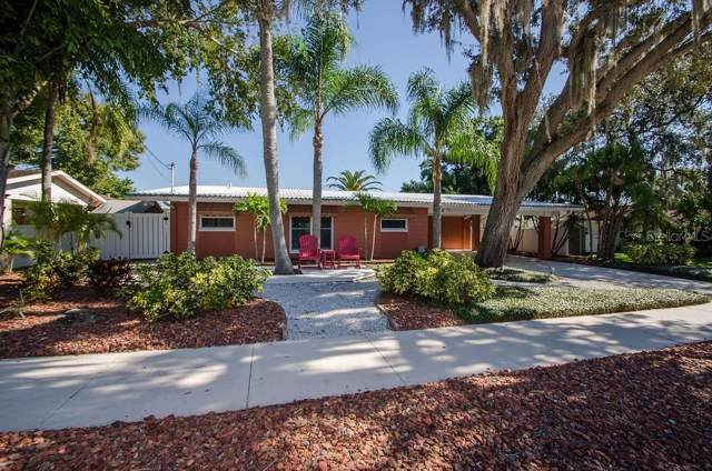 600 Bayshore Drive, Tarpon Springs, FL 34689 (MLS #U8066925) :: Premium Properties Real Estate Services